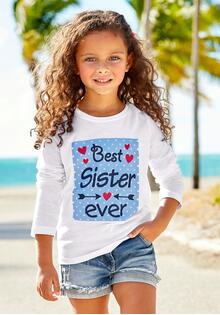 Кофта Best Sister ever