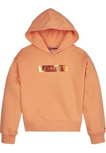 Кофта TOMMY FOIL LABEL HOODIE