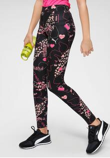 Леггинсы ALPHA ALLOVERPRINT LEGGINGS GIRLS