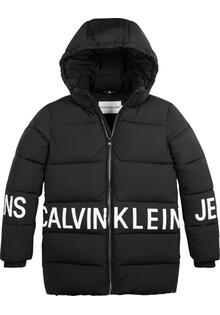 Стеганая куртка STRETCH LOGO PUFFER JACK